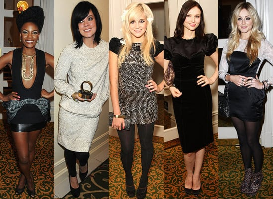 Best Dressed at the 2009 Q Awards