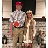 Jenny and Forrest Gump