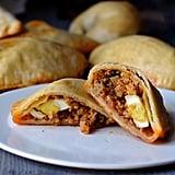 Baked Argentinian-Style Chorizo Empanadas