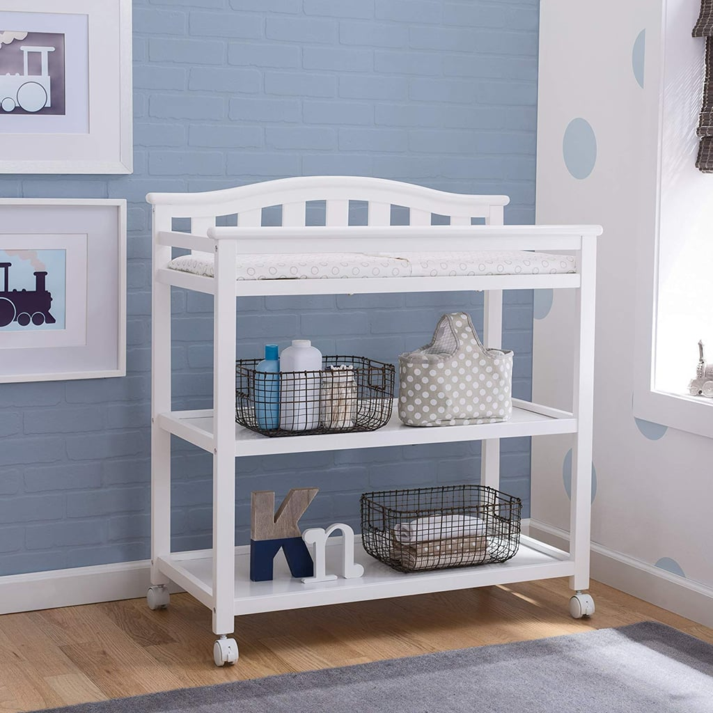 Delta Children Bell Top Changing Table