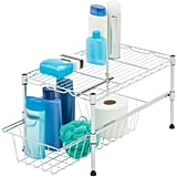 Mainstays Expandable Under the Sink Mesh Organizer