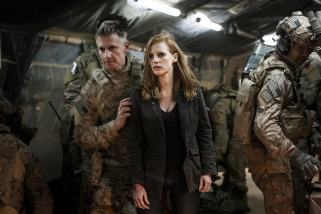 Zero Dark Thirty: 2 hours, 37 minutes (22 minutes shorter than The Wolf of Wall Street)