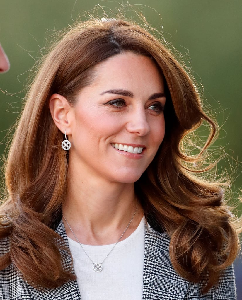 Kate Middleton's Extra-Bouncy Blowout, 2019
