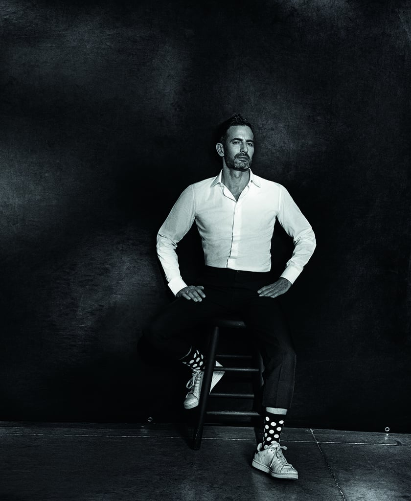 Marc Jacobs photographed by Peter Lindbergh. Photo courtesy of the CFDA