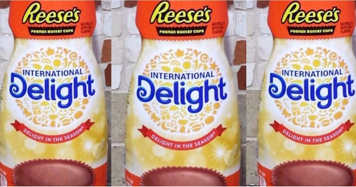 Your Morning Coffee Can Taste Like Reese's With This New Creamer!