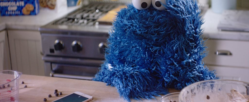 Apple's New Ad Has a Sesame Street Cameo — and It's Too Cute