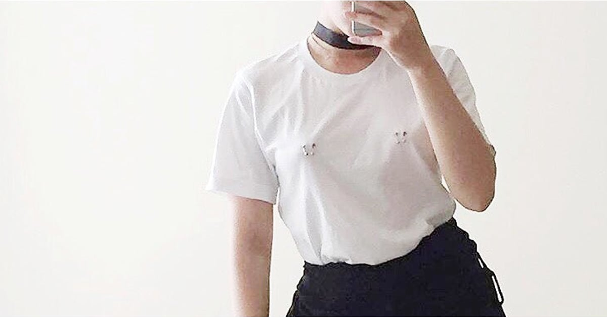 e135b87a9 Nipple-Piercing Clothing From Life in Perfect Disorder | POPSUGAR Fashion