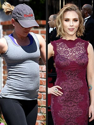 Scarlett Johansson: How a Pregnancy Rumor Can Start