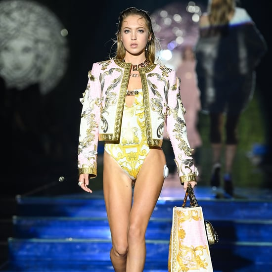 """Lila Moss Showed Her Insulin Pump on the Runway at """"Fendace"""""""