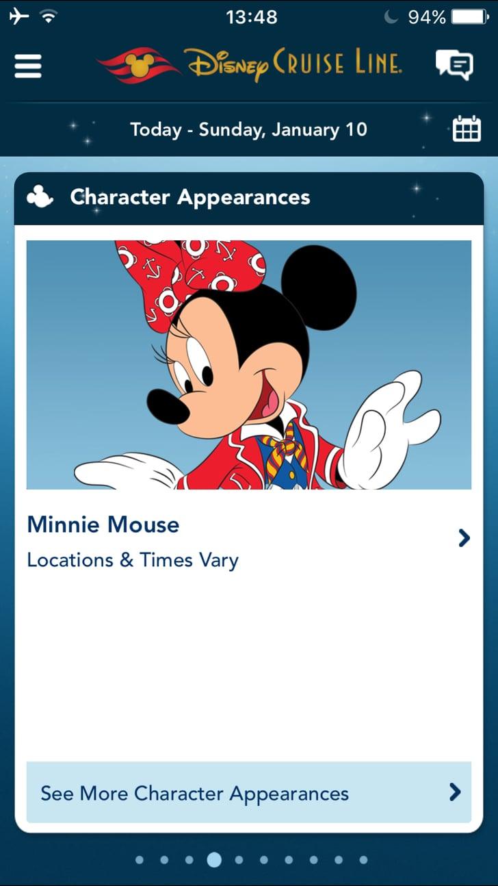 download the disney cruise line navigator app  u2014 it u0026 39 s a