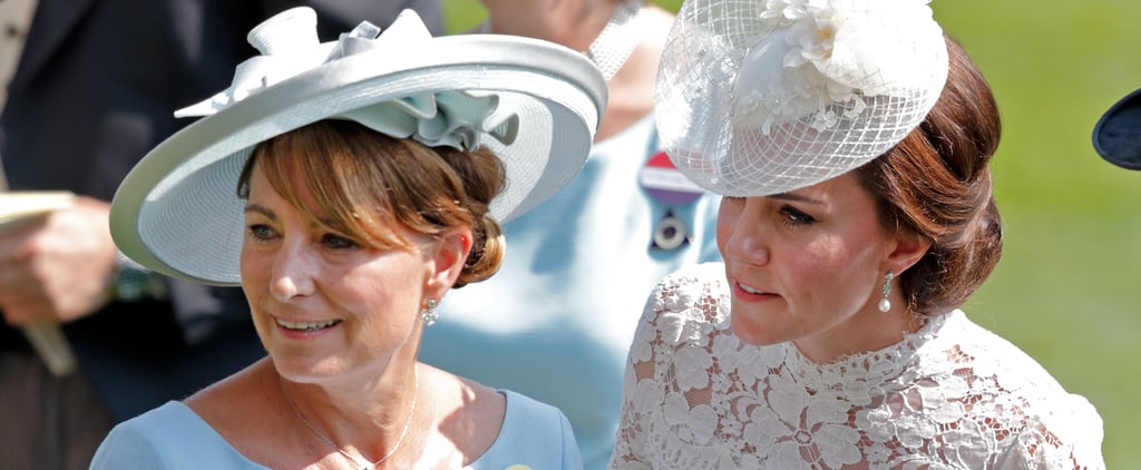 Carole Middleton's Best Style Moments