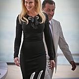 Nicole Kidman Arriving For the Cannes Film Festival