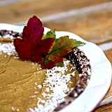 Raw Pumpkin Pie