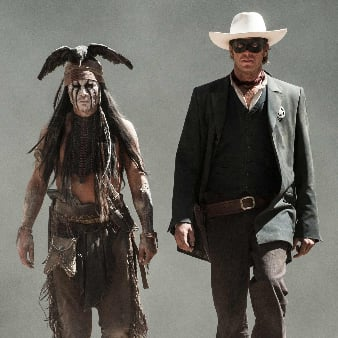 The Lone Ranger Movie Full Trailer