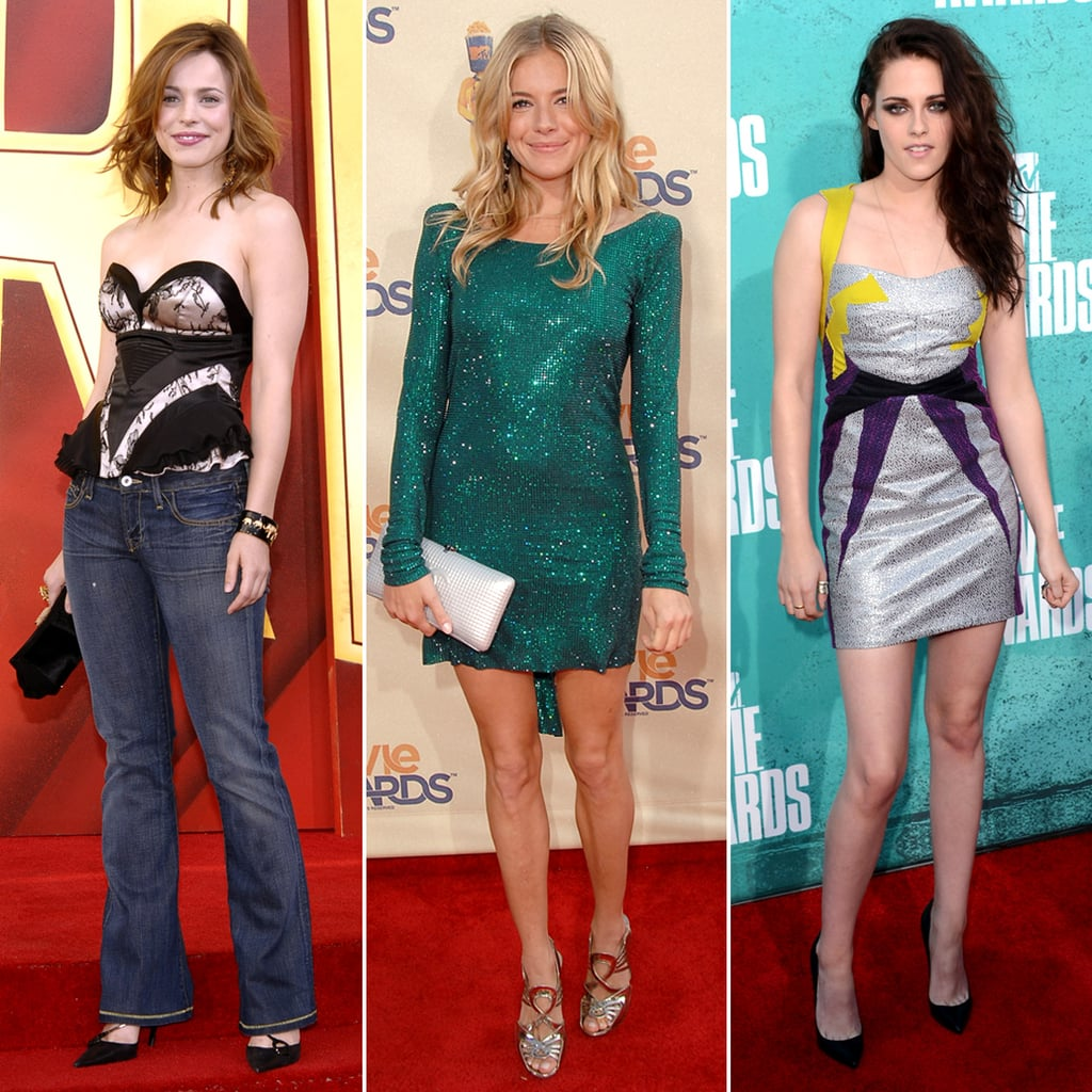 Remember When These Looks Walked the MTV Movie Awards Carpet?