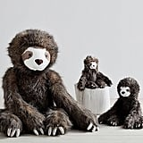 Pottery Barn Plush Sloth