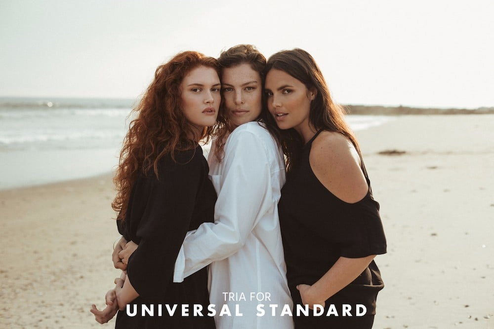 Universal Standard Plus-Size Models Interview 2017
