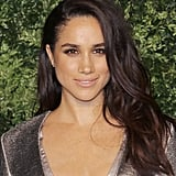 The slight lift at the end of Meghan's brows totally opens up the look of her eyes.