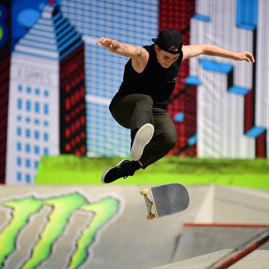 Leo Baker Talks LGBTQ Representation in Skateboarding