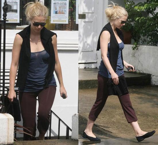 Gwyneth's Road Rage