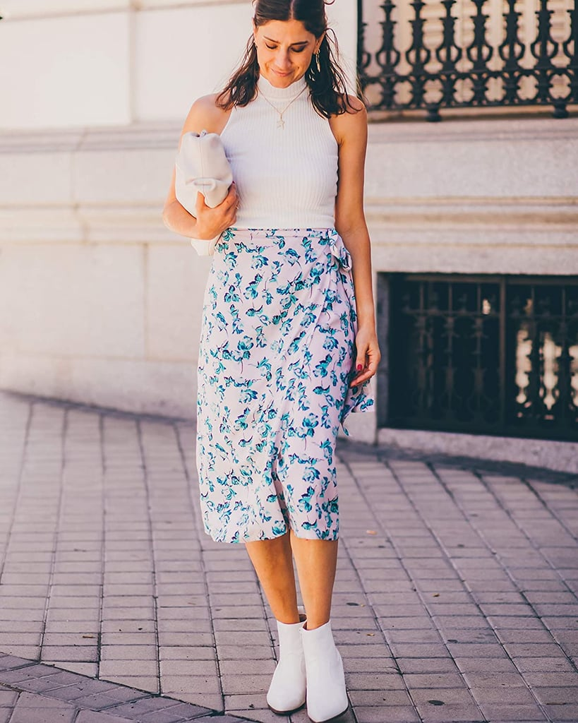 The Perfect Wrap Skirt