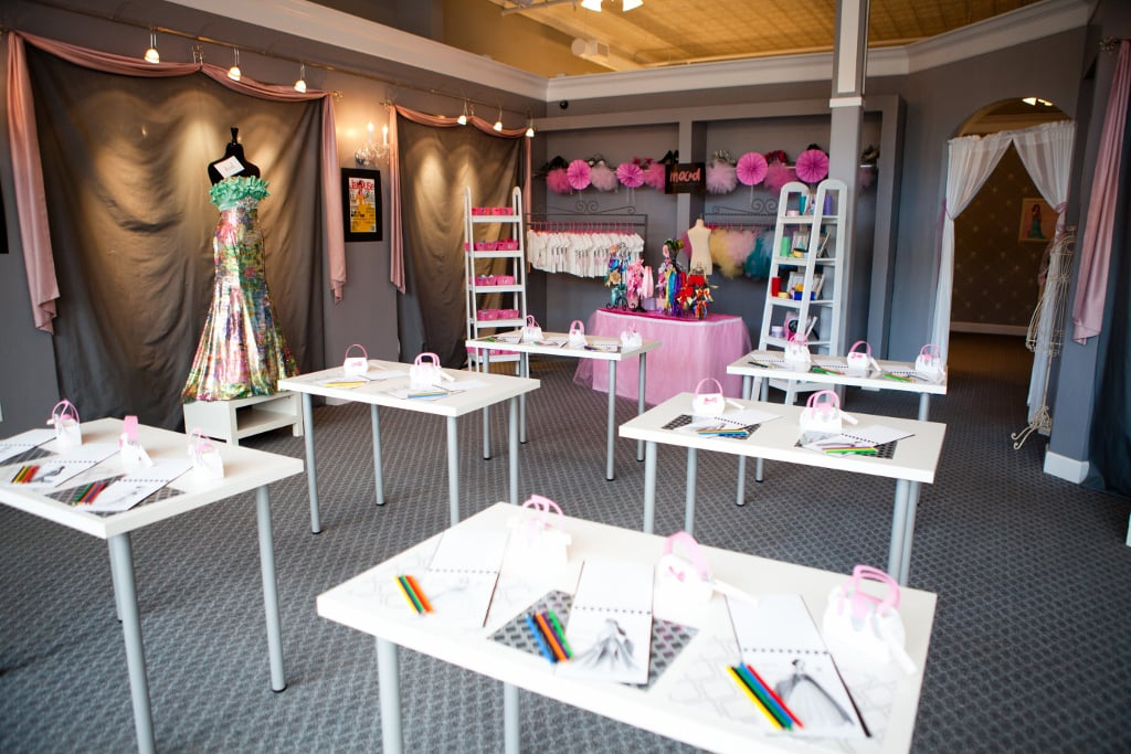 Workroom Project Runway Kids Birthday Party Popsugar