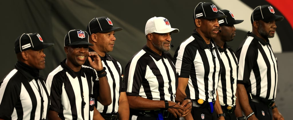 The First All-Black NFL Officiating Crew Made History