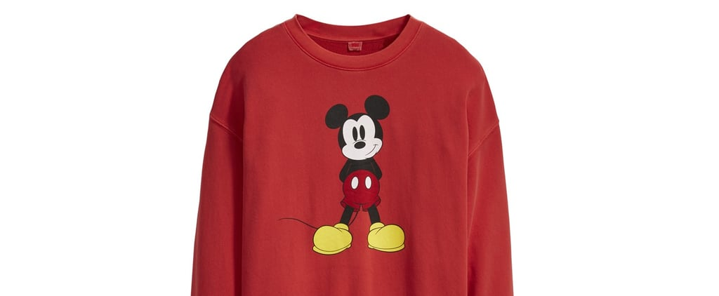 Disney Mickey Mouse Levi's Collection Fall 2018