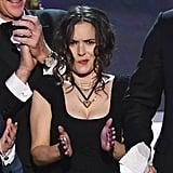 There Was No Stranger Thing Than Winona's Reaction to Her Big SAG Award Win