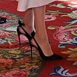 Meghan Markle Bow Heels