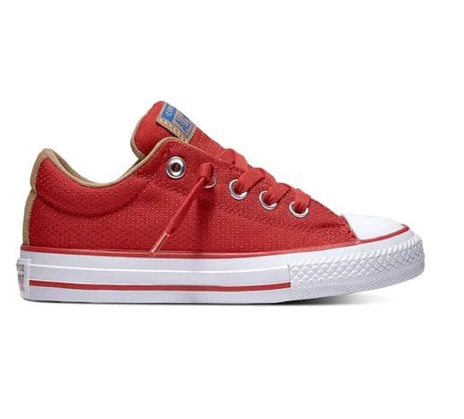 No-Tie Converse Sneakers