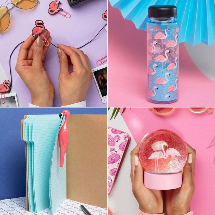 Flamingo Desk Accessories