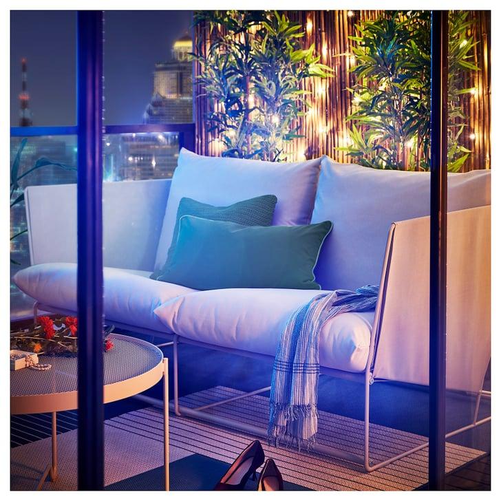 Havsten Loveseat Best Ikea Outdoor Furniture For Small