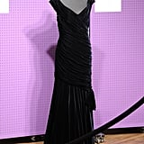 The famous Victor Edelstein dress is perfect for dancing.