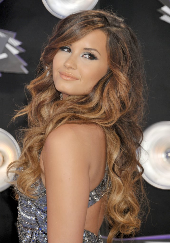 Demi Lovato Hair Pictures Popsugar Beauty Australia