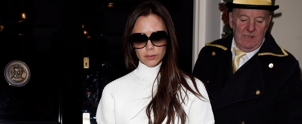 Let Victoria Beckham Serve as Your Date-Night Outfit Inspiration This Fall