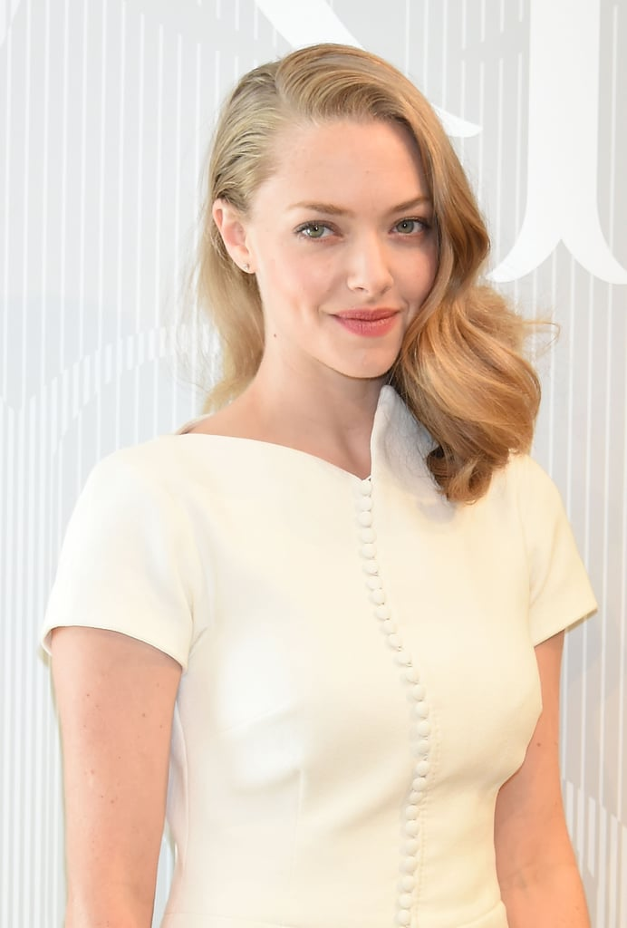 Doesn't Amanda Seyfried's hair make you want to run your fingers through it?