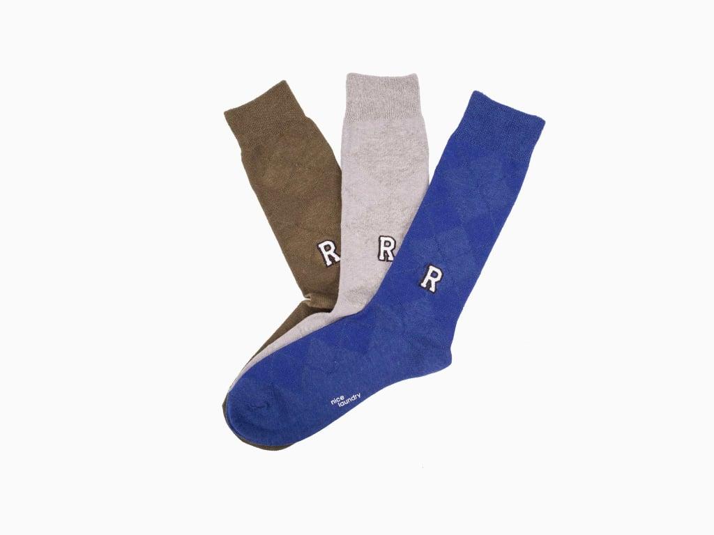 Nice Laundry Personalized Socks