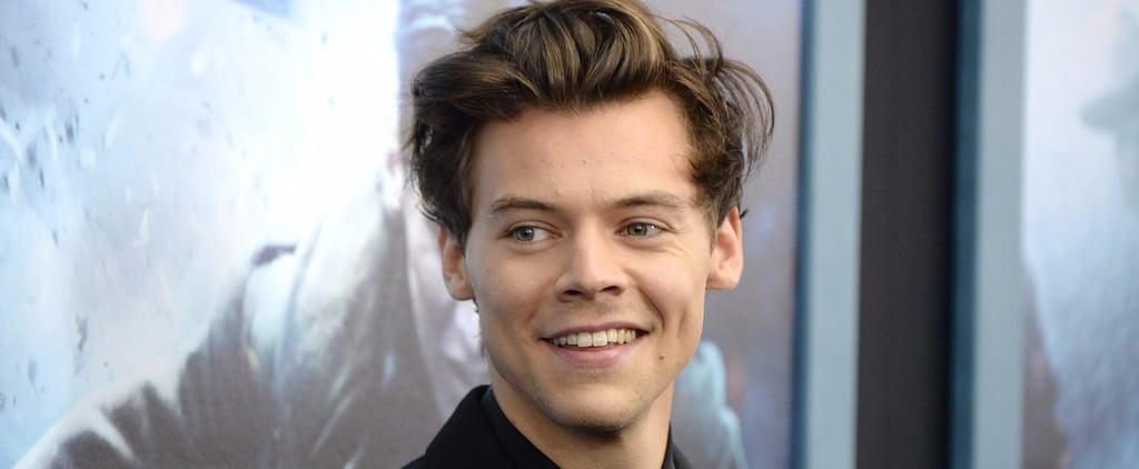 Harry Styles on Radio 1 Live Lounge September 2017