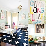 Kids' Rooms: A Stylish Camp-Themed Shared Space For Two Girls