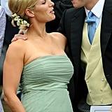 Zara Tindall and Prince Harry
