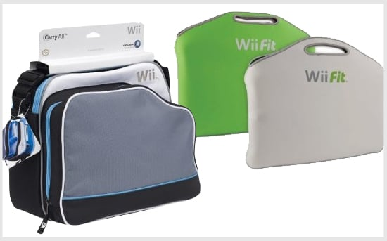 Official Carrying Cases For Your Nintendo Gear
