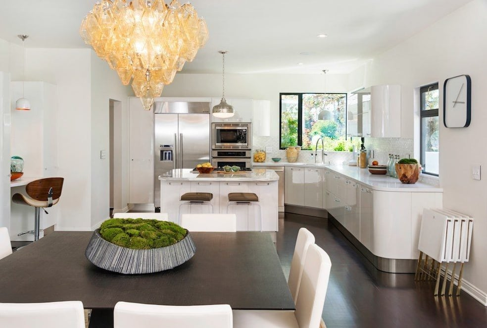 the open concept chefs kitchen connects to the family room which is perfect for - Chefs Kitchen 2