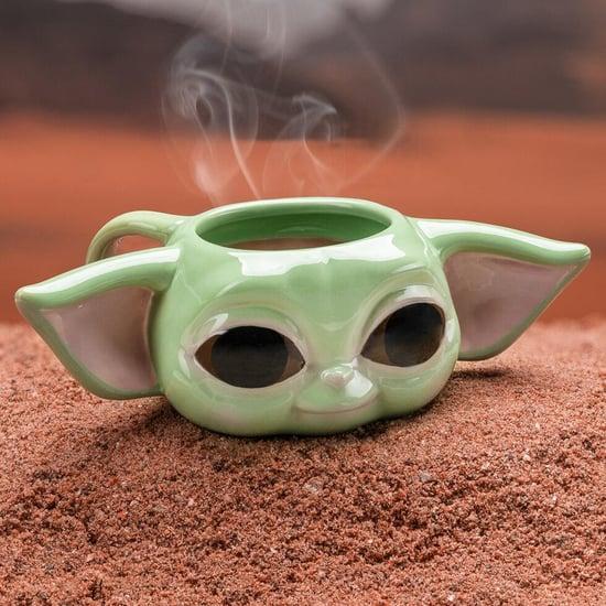 This Baby Yoda 3D Mug Is So Adorable