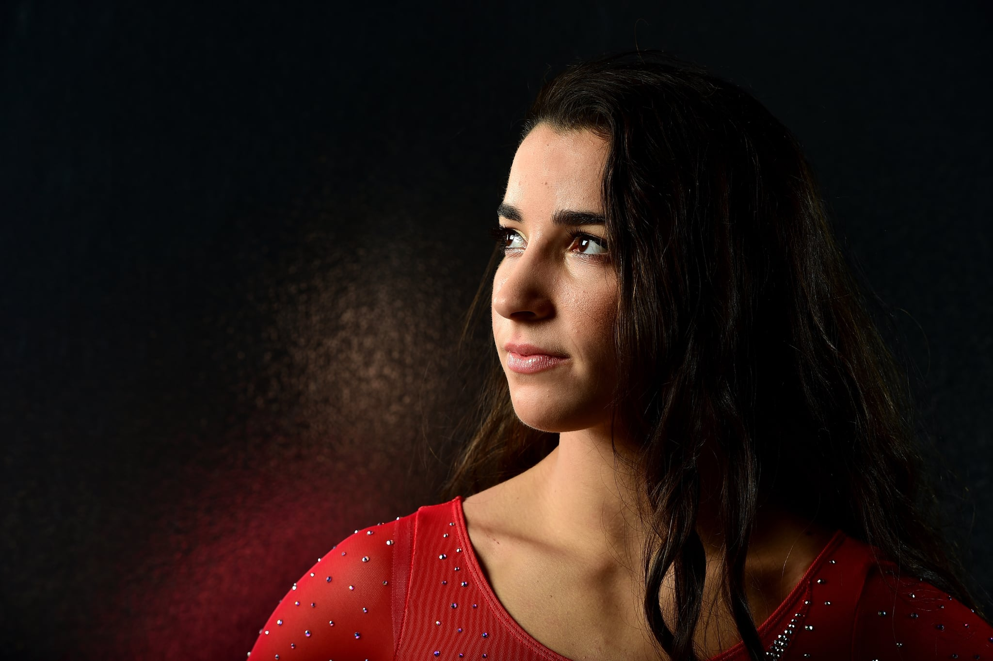 "Aly Raisman on Therapy: ""It's Very Hard to Talk to Someone About What You're Going Through"""