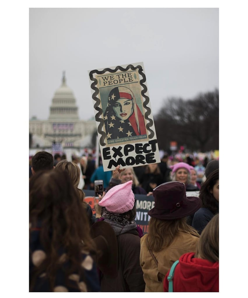Photos of the Women's March on Washington Around The World