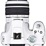 Pentax White SLR