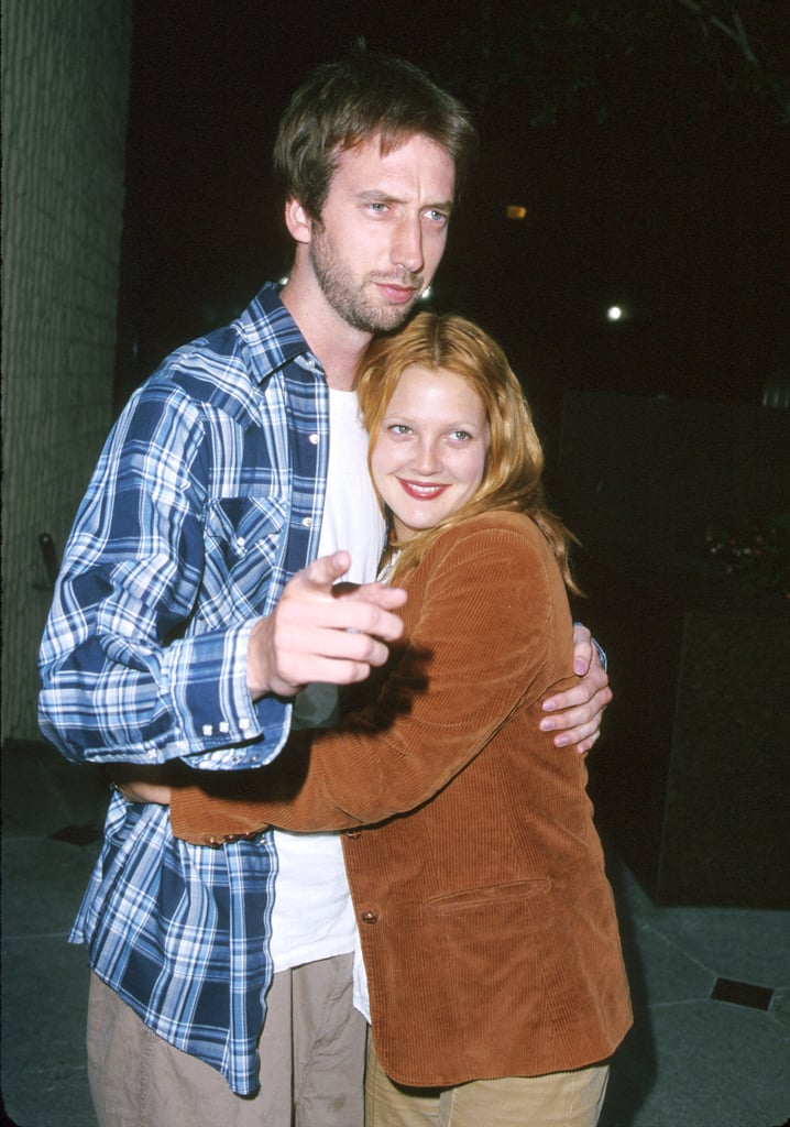 Lucky 8 Auto >> Drew Barrymore and Tom Green | Weird Celebrity Marriages | POPSUGAR Celebrity Photo 5