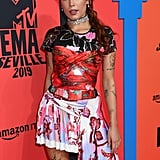 Halsey at the MTV EMAs 2019