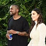 The Kardashian-Jenners at Kanye West's NYC Fashion Show 2016